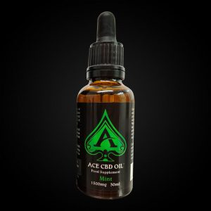 Mint Flavour CBD Oil 30ml 1500mg